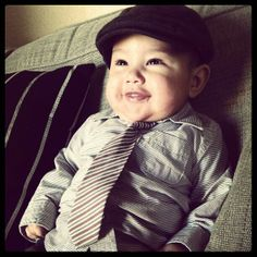 Uly stylin' @ 5 months