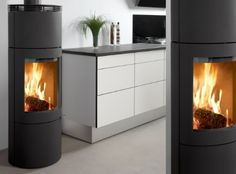 Uniq 28 Contemporary, Modern, Kitchen Appliances, Freestanding Stoves, Interior, Woodburning, Home Decor, Winter, Cooking Ware