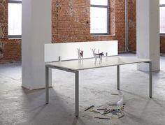 Schreibtische: Tischsystem Tibas Von Haworth: Office Work.net   Der  Internetguide Für Den Lebensraum Büro Für Investoren, Entscheider,  Büroplaner Und ...
