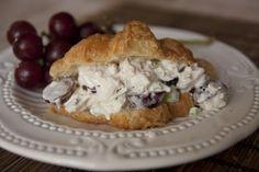 {The Best} Chicken Salad Sandwiches  http://lellaboutique.blogspot.com/2011/08/best-chicken-salad-sandwiches.html