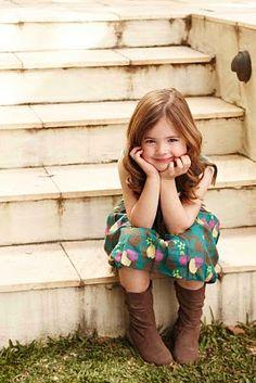 cute girl pose