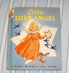 Rand McNally Elf Book - Little Lost Angel