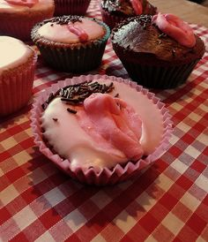 Sunday's vagina fairy cakes by pollakmenace, via Flickr
