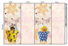 Segunda parte de Etiquetas de Bebés de Anne Geddes Primavera