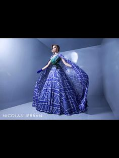 Dress by Nicolas jebran