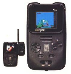 First portable system that tried to compete with the Gameboy. It could actually play the same game cartridges as the Turbo Grafx. I even had the TV tuner to watch portable TV. Video Vintage, Vintage Video Games, Classic Video Games, Retro Video Games, Vintage Games, Retro Games, Mini Arcade, Penny Arcade, Portable Console
