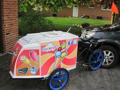 Icicle Bicycle Ice Cream Bike 4