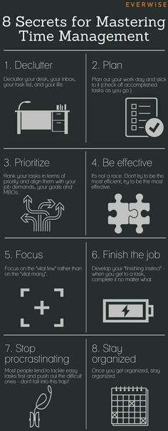 Secrets for Mastering Time Management(Infographic) We all need a little time management help. This infographic might helpand won't take much time :-)We all need a little time management help. This infographic might helpand won't take much time :-) Time Management Tips, Business Management, Stress Management, Time Management For Students, Time Management Activities, Policy Management, Office Management, Effective Time Management, Life Skills