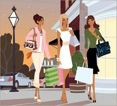 Girls Shopping spree