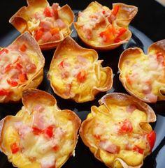 Wonton Breakfast Cups | Simple Dish | Quick, Easy, & Healthy Recipes for Dinner