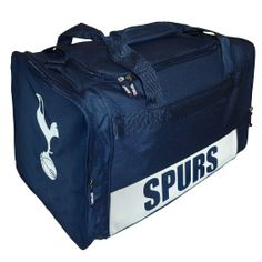 b5e68b0dd4 Amazon.com : Tottenham Hotspur FC Focus Holdall WH : Sports Fan Soccer  Equipment : Sports & Outdoors