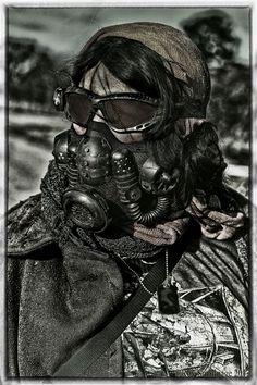 sekigan:  Sybrakos 17 さんの Post-apocalyptic world ボードのピン | Pinterest