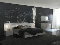 Beleuchtung im Schlafzimmer kristall kronleuchter nachtlampe