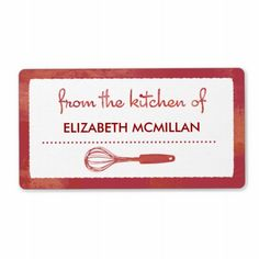 22 best from the kitchen of labels images on pinterest cucina