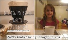 Caffeinated Melly: Pirate Makes The Coffee: A Tutorial