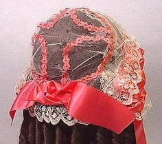 civil war ladies headdresses - Google Search