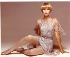 Joanna Lumley-remember the Purdy hairstyle. My hair was like this in my young days late 70's