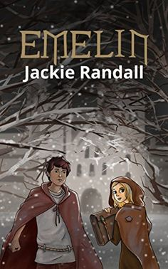 Medieval fiction for older children and YA readers. Find out what happens to a bratty but gifted girl who has everything bad happen to her.  Emelin by Jackie Randall