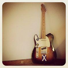 Left Handed Fender Telecaster standard