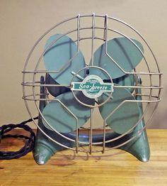 Vintage Sea Breeze Fan by The Fan Club on Scoutmob Shoppe