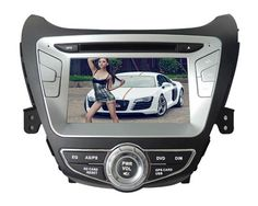 Autoradio for Hyundai Elantra 2012 - DVD GPS Navigation ISDB-T