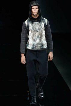 Emporio Armani | Fall 2014 Menswear Collection | Style.com