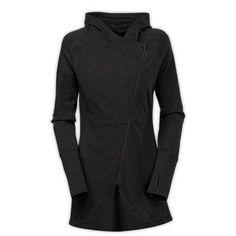 The North FaceWomen'sShirts & SweatersWOMEN'S TADASANA WRAP-TURE TUNIC