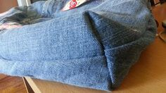 Jeans, Jeans Tasche, recyceln, nähen, Taschenboden nähen