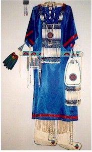 Southern Women's Cloth Dress