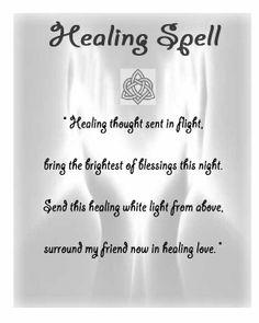 Healing Spell
