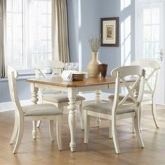 5-Piece Sarah Dining Set at Joss and Main