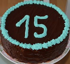 Pepetine mňamky : Torta vhodná aj k sviatku Birthday Cake, Desserts, Food, Tailgate Desserts, Deserts, Birthday Cakes, Essen, Postres, Meals