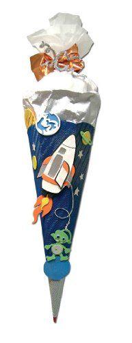 Raketen-Schultüte