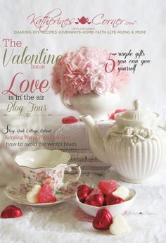 love is in the air blog tour
