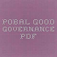 Pobal - Good Governance PDF Pdf, Neon Signs