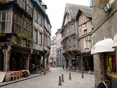 Beaux Mondes Designs: Mont Saint Michel