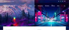 The 6 Best Website Motion Graphics Insipiration - nshuti paulin Title Sequence, Cool Animations, Tile Art, Best Artist, Motion Design, Motion Graphics, Top Artists, The Good Place, Design Inspiration