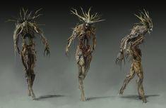 ArtStation - Forest Spirit , Antonio Esparza
