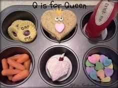 Q is for Queen - Alice in Wonderland