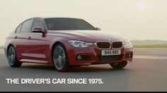 May 11, 2015: The new BMW 3 Series. The driver's car since 1975.