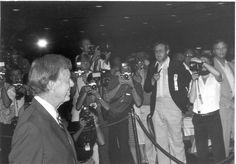 President Jimmy Carter at the Diplomat