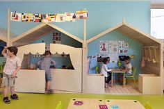 The Architecture of Early Childhood: A school and nursery in France gets a makeover with facilities being shared with the wider village