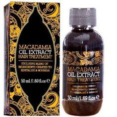 macadamia-oil-extract-hair-treatment-50ml Macadamia Oil, Whiskey Bottle, Hair Care, Drinks, Drinking, Beverages, Drink, Hair Makeup, Hair Treatments