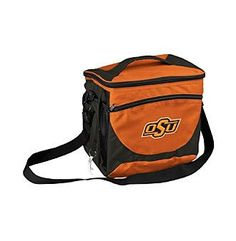 Oklahoma State University Logo Chair 24 Can Cooler