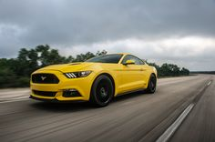 Hennessey Performance 207.9 MPH HPE750 Ford Mustang