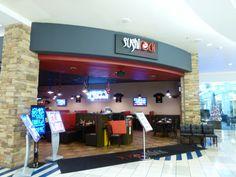 """Pranzo, """"Sushi Rock"""", Micronesia Mall, Guam (Dicembre)"""