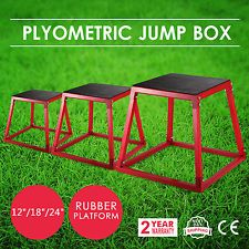 Plyometric Box Step Exercice formation plein air stabilité NEWEST - Carola Plyometric Workout, Plyometrics, Yoga Equipment, No Equipment Workout, Fitness Equipment, Training Equipment, Leg Machine Workout, Weight Bench Set, Plyo Box