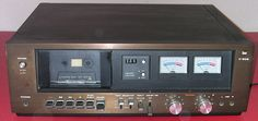 Dual C809. Magnetófono fijo para cartuchos Compact Cassette