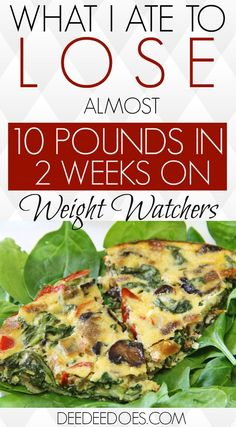 Here is every single healthy meal I ate to lose weight on Weight Watchers. In just 2 weeks on the plan, I lost almost 10 pounds. These healthy, family favorite meals will leave you feeling full and everyday has healthy snack suggestions along with healthy Plats Weight Watchers, Weight Watchers Meal Plans, Weight Loss Meals, Diet Meal Plans, Losing Weight, Meal Prep, Meals For Weight Loss, Weight Gain, Weight Watchers Recipes With Smartpoints