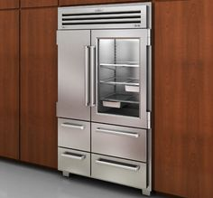 Sub zero pro 48 refrigerator 48 inch stainless steel sub zero comm oven want for the school cafe planetlyrics Images